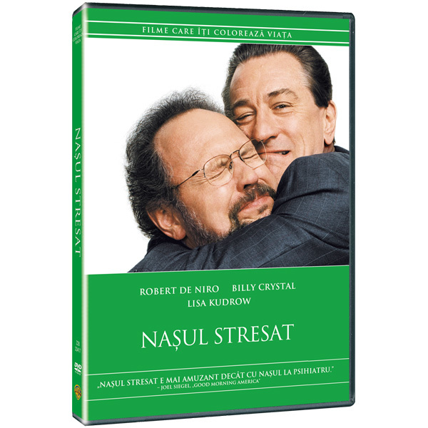 Nasul stresat DVD