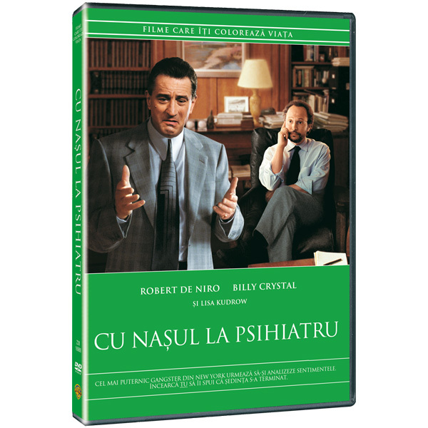 Cu nasu la psihiatru DVD