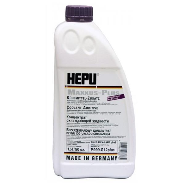 Antigel HEPU P999-G12 Plus, 1.5l, mov