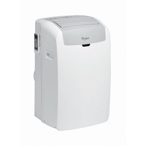 Aer conditionat portabil WHIRLPOOL PACW12CO, 12000BTU, A, alb