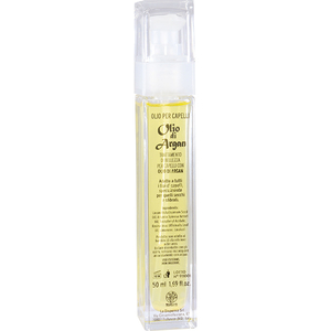 Ulei de par LA DISPENSA 621, ulei de argan si seminte de in, 50ml