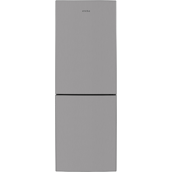 Combina frigorifica ARCTIC AK60340NFMT, Full No Frost, 302 l, H 175.4 cm, Clasa A+, inox