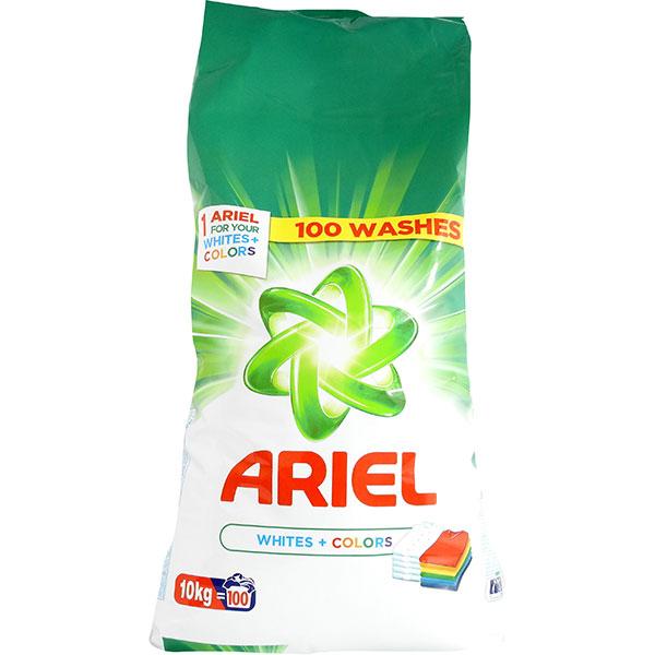 Detergent automat ARIEL White&Color, 10kg