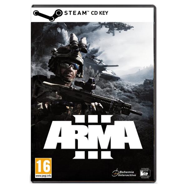 Arma 3 CD Key - Cod Steam