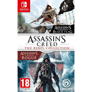 Assassins Creed The Rebel Collection Nintendo Switch