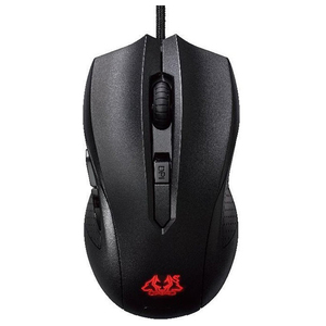 Mouse Gaming ASUS Cerberus, 2500 dpi, negru