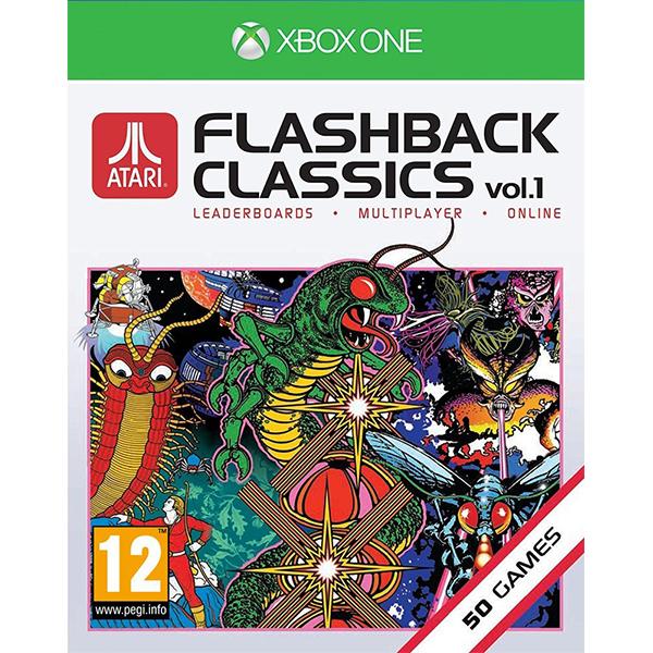 Atari Flashback Classics Collection Vol.1 Xbox One