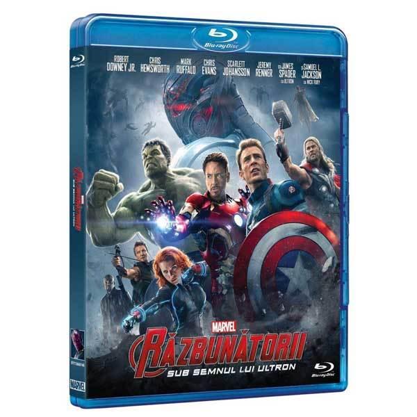 Razbunatorii 2 - Sub semnul lui Ultron Blu-ray