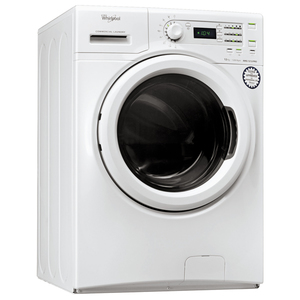 Masina de spalat rufe frontala profesionala WHIRLPOOL AWG 1212, 12Kg, 1200rpm, A, alb