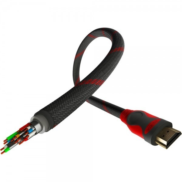 Cablu HDMI NATEC Genesis Premium pentru Xbox One / Xbox 360, 3m