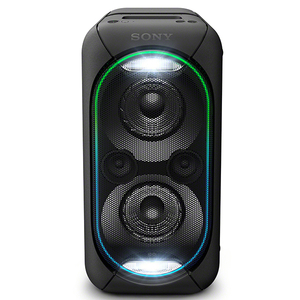 Sistem audio High Power SONY GTKXB60B, Hi-Fi, Bluetooth, NFC, Extra Bass, Party Music, Negru