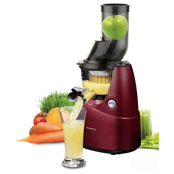 Storcator de fructe si legume KUVINGS B6000PR, 1.2l, 240W, rosu