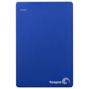 Hard Disk Drive portabil SEAGATE Backup Plus STDR2000202, 2TB, USB 3.0, albastru