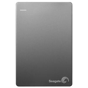Hard Disk Drive portabil SEAGATE Backup Plus STDR2000201, 2TB, USB 3.0, argintiu