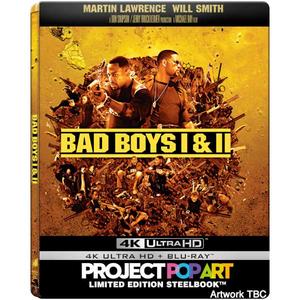 Baieti rai I,II 4K Ultra HD Steelbook Blu-ray