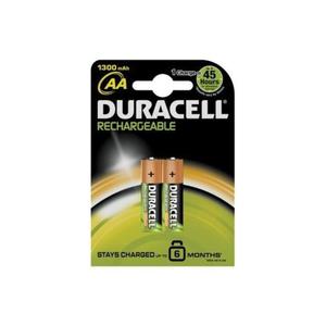 Acumulatori DURACELL AAK2, R6, 1300mAh ACCAA1300B2, 2 bucati