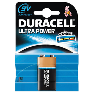 Baterie DURACELL 9V Ultra Power, 1 bucata