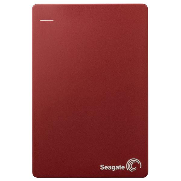 Hard Disk Drive portabil SEAGATE Backup Plus STDR2000203, 2TB, USB 3.0, rosu