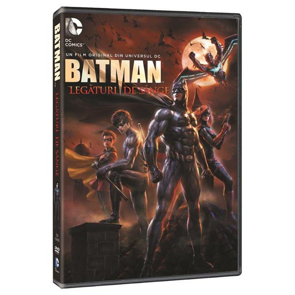 Batman - Legaturi de sange DVD