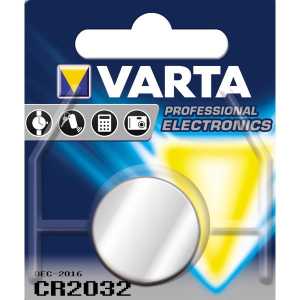 Baterie Litiu CR2032 VARTA, 3V