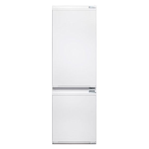Combina frigorifica incorporabila BEKO BCSA285K2S, 271 l, H 177.8 cm, Clasa A+, alb