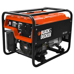 Generator electric BLACK&DECKER BD 2200, 2000W