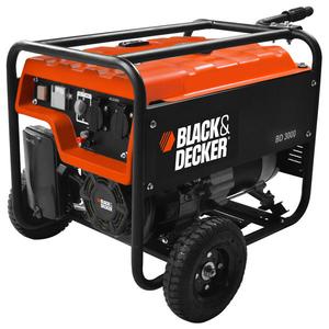 Generator electric BLACK&DECKER BD 3000, 2500W