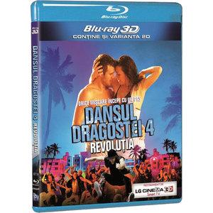 Dansul dragostei 4 - Revolutia Blu-ray 3D
