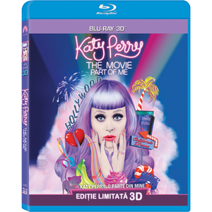 Katy Perry - O parte din mine Blu-ray 3D