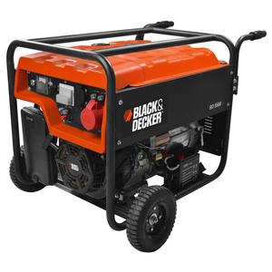 Generator electric BLACK&DECKER BD 5500, 5000W