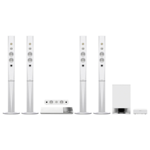 Sistem Home Cinema 5.1 3D SONY BDV-N9200WW, 1200W, alb
