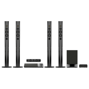 Sistem Home Cinema 5.1 3D SONY BDV-N9200WB, 1200W, negru
