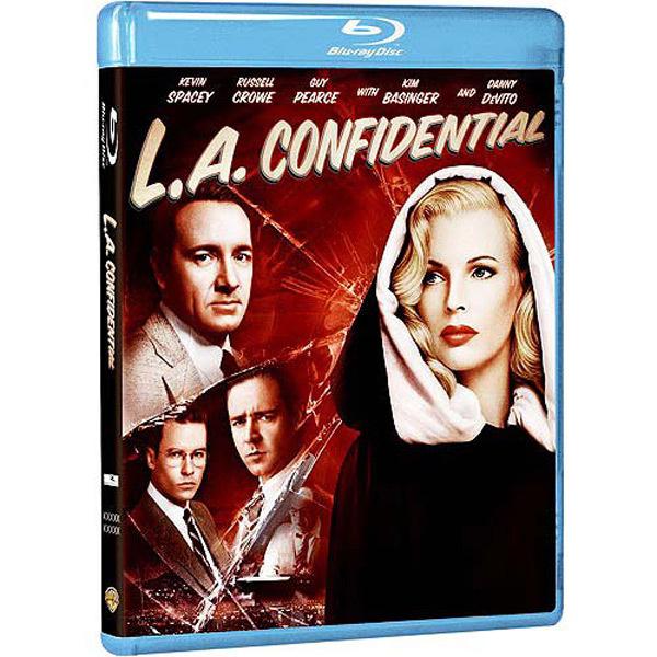 L.A. Confidential Blu-ray