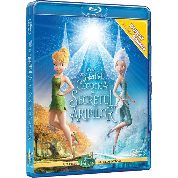 Clopotica si Secretul aripilor Blu-ray