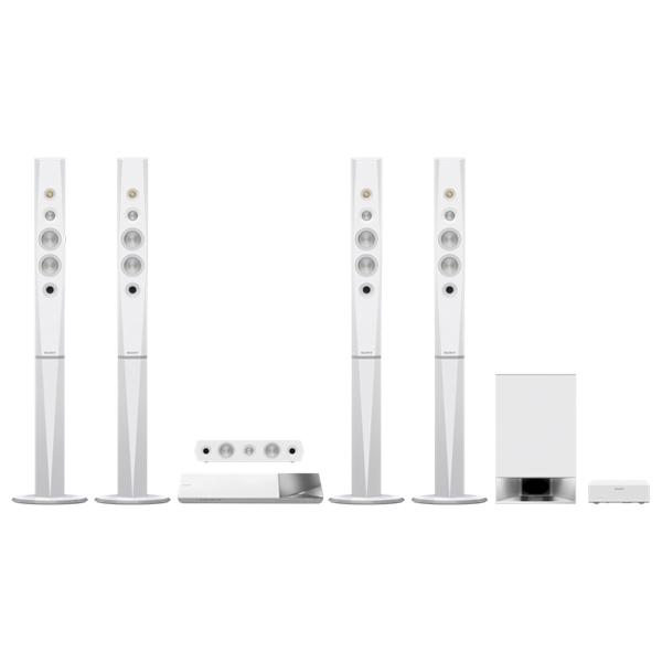 Sistem Home Cinema 5.1 3D SONY BDV-N9200WW, 1200W, alb