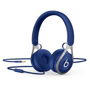 Casti BEATS EP, microfon, on ear, cu fir, albastru