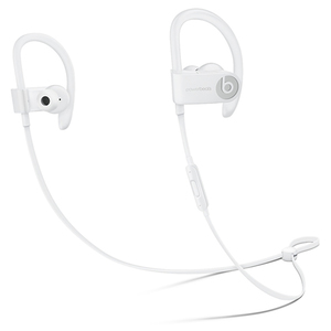 Casti BEATS Powerbeats3 Wireless, Bluetooth, In-Ear, Microfon, alb