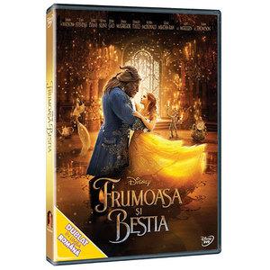 Frumoasa si bestia DVD