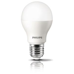 Bec LED PHILIPS, 9W, E27, 3000K, alb