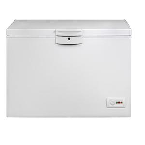 Lada frigorifica BEKO HM130520, 298 l, 86 cm, A+, alb