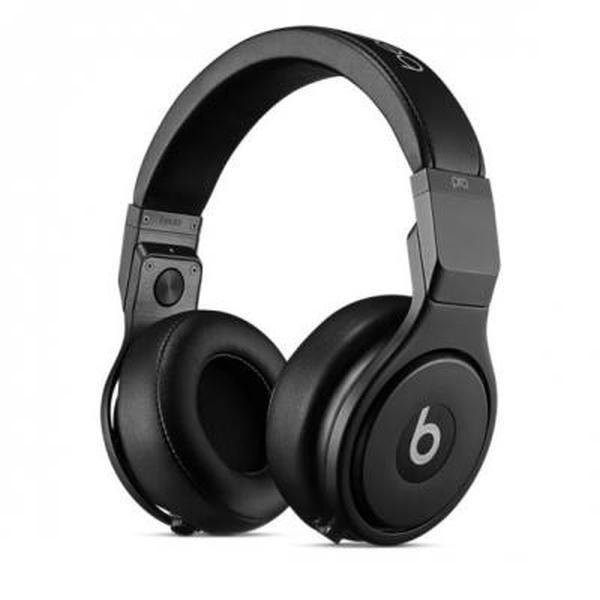Casti on-ear cu microfon BEATS Pro Infinite Black