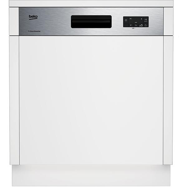 Masina de spalat vase incorporabila BEKO DSN15420X, 14 seturi, 5 programe, 60 cm, clasa A++