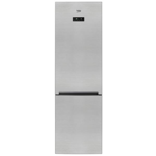 Combina frigorifica BEKO RCNA400E30ZXP, 354 l, 201 cm, A++, argintiu