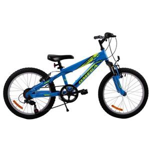 "Bicicleta copii Omega Gerald, 20"", albastru"