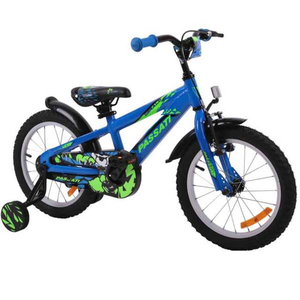 "Bicicleta copii Omega Gerald 2018, 16"", albastru"