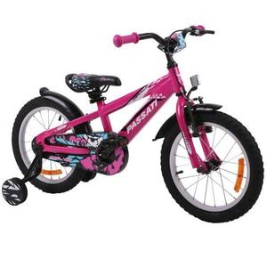"Bicicleta copii Omega Gerald 2018, 20"", roz"