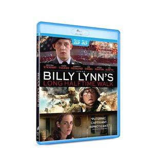 Billy Lynn: Drumul unui erou Blu-ray 3D