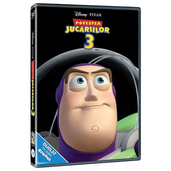 Colectie Disney PIXAR - Povestea jucariilor 3 DVD
