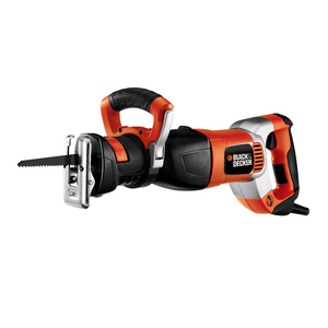 Fierastrau sabie BLACK & DECKER RS1050EK, 2400rpm, 1050W