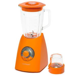 Blender cu rasnita OURSSON BL0642G/OR, 2l, 600W, portocaliu